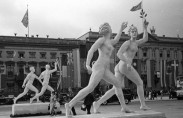 ברלין, 1936 (תצלום: הארכיון הפדרלי הגרמני)
