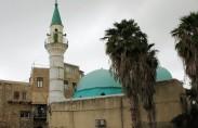 מסגד אל-באחר בעכו (תצלום: ג'יימס אמרי)