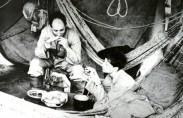 לוי שטראוס בדרום אמריקה (תצלום: מוזיאון קה ברנלי)