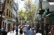 הרחוב הראשי בגיברלטר