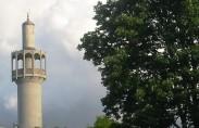 מסגד במרכז לונדון (תצלום: נדין ספיזירי פיליפס)