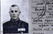 תעודה של דמיאניוק מזמן המלחמה