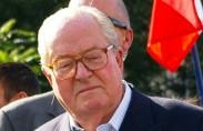 Jean Marie Le Pen (photo: Fabien Dany)