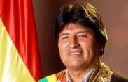 Evo Morales (photo: Periódico La Democracia)