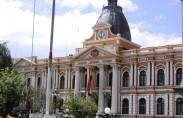 Presidential Palace, La Paz (photo: Phillie Casablanca)