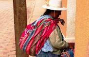 Quechua woman, Bolivia (photo: César Angel)