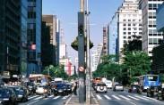 Avenida Paulista in Sao Paulo (photo: Fernando Stankuns)