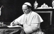 Pius XI (photo: Documentatie Centrum, Nijmegen )
