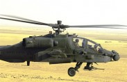 US Army Apache in Iraq (photo: James Gordon)