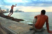 The Malecon in Havana (photo: damian78)