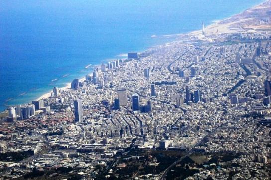 Tel Aviv (photo: Deror Avi)